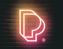 Provah Interactive // Branding