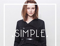 Simple By Trista FW 14' Campaign