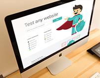 Webguardians Landing Page