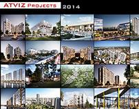 ATviz projects 2014
