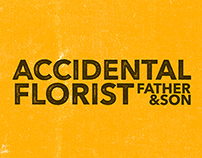 Accidental Florist - Branding