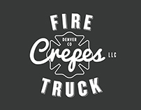 Fire Truck Crepes LLC Logo
