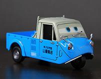 CARS ST NO.2 / '58 MAZDA K360 / ARII 1/32 owners club
