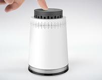Ethia air purifiers @2013