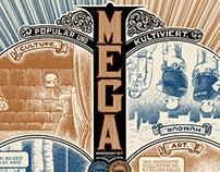 Mega Beta Magazine Cover