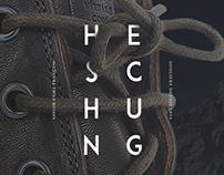 HESCHUNG | Rebranding