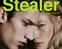 STEALER MAGAZINE ISSUE 5