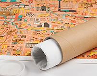 CITIx60 Art Print Project