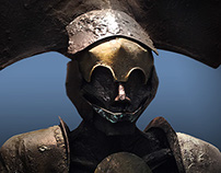 robotic sphinx
