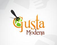 Gusta Modena - logo design