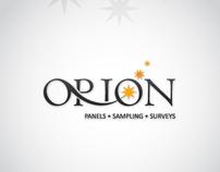 Orion - logo design