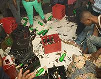 New Year's Eve Hillbrow, Johannesburg