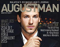 AUGUST MAN BY ANTHONY MEYER
