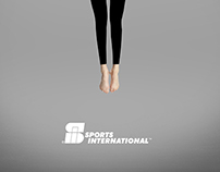Sports International - Print Ad