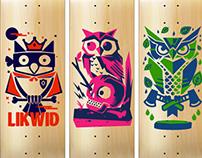 Skateboard Designs 1