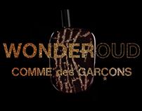 COMME des GARÇONS - Wonderoud