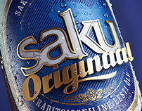 Saku Originaal Beer Beauty Renders