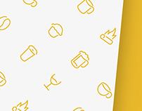 Cafe & Lodge Icons