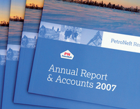 PetroNeft Resources plc Annual Report & Accounts 2007