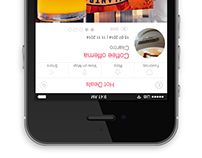 The Avenues Mall mobile app | UX & UI