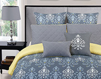 Lucienda Comforter Ensemble