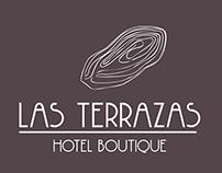 """Rediseño Web """"LAS TERRAZAS HOTEL BOUTIQUE"""""""
