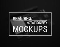 Branding / Stationery Mock-Ups