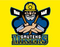 Gauteng Miners Provincial Ice-Hockey Team Identity