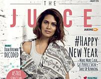 JUICE magazine jan 2015