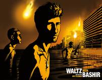 "Animation for ""Waltz with Bashir"""