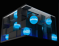 World Publishers Expo - Projection Mapping Animations