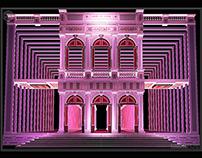 Transforming Building - 3D Animation