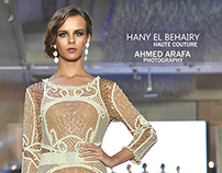 Hany El Behairy Haute Couture 2015