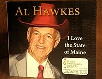 """""""I Love The State Of Maine"""" Album Design"""