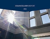 KU Chancellor's Report 2014 Campaign