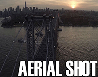 AERIAL SHOT - PHOTOGRAPHY