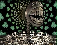 Speaker Freakers - Poster Design