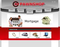 Web Page for pawnshop ELT COMPANY
