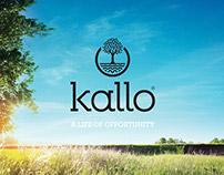 Kallo Branding & Identity