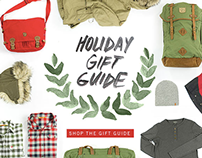Fjallraven Holiday Campaign