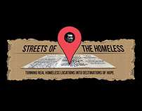 Streets of the Homeless 2014