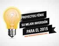 LA MEJOR IDEA DE INVERSIÓN - FENIX