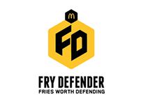 Logo | McDonalds Fry Defender