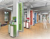 Valspar Corporate HQ Interior Design