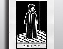 Death Tarrot Card