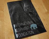 International Elephant Foundation Brochure