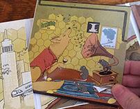 "Summer Underground's Album ""Honeycomb"""
