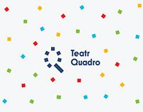 Teatr Quadro Branding