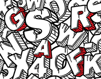 The Graffiti Font 2 | Free