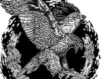 Golden Eagle Tattoo